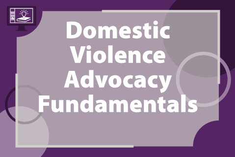 Domestic Violence Advocacy Fundamentals
