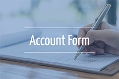 Toolbank - New Account Form