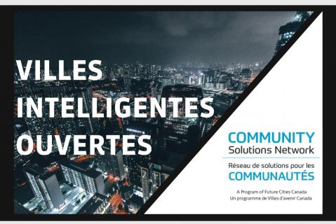 Principes fondamentaux des villes intelligentes ouvertes (OSC100F)