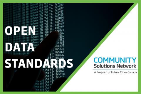 Open Standards for Data (D102)