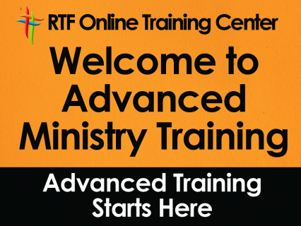 Welcome to Advanced Ministry Training (30)