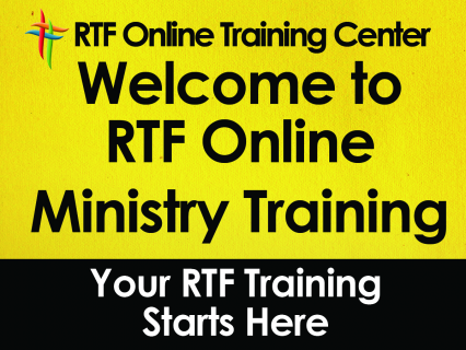 Welcome to RTF Online Ministry Training (10)