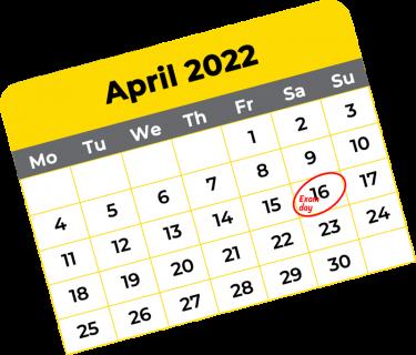 Tiffin Mock 16th April