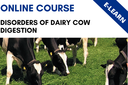 Disorder of Dairy Cow Digestion - E-Learn