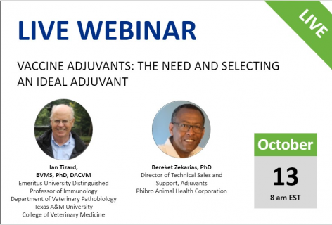 10/13 Vaccine Adjuvants: The Need and Selecting an Ideal Adjuvant