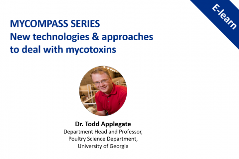 MYCOmpass Series: New technologies and approaches to deal with mycotoxins