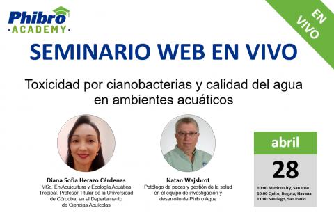 Toxicidad por cianobacterias y calidad del agua en ambientes acuáticos