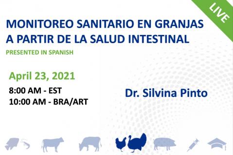 04/23/21 Monitoreo sanitario en granjas a partir de la salud intestinal
