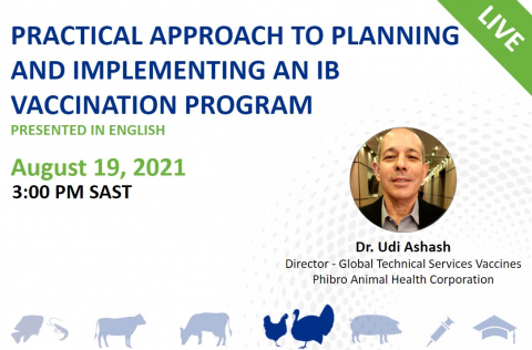 08/19/21 Practical approach to planning and implementing an IB vaccination program