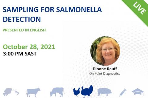 10/28/21 Sampling for Salmonella Detection