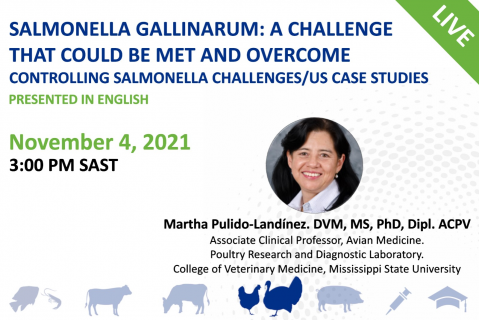 11/04/21 Salmonella Gallinarum: A challenge that could be met and overcome