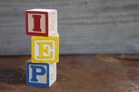 Individualized IEP Program