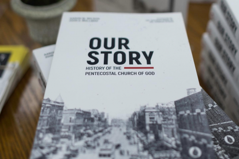 Our Story - The History of the Pentecostal Church of God (L207)