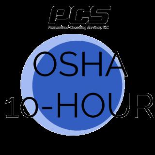 OSHA 10-Hour - General Industry