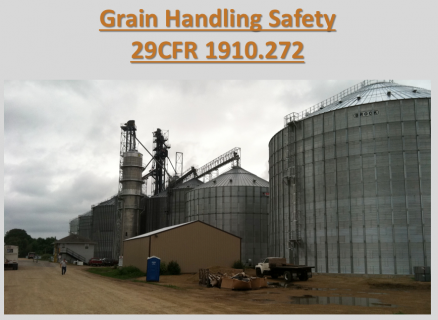 Grain Handling Safety