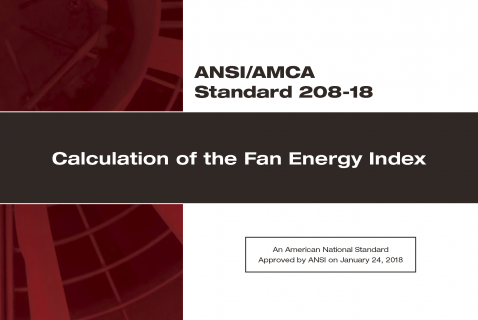 TCF Introduction to FEI for Stand-Alone Fans (AMCA208tcf)