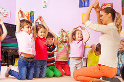 Helping Preschool Children through Daily Transitions (2 hrs in-service)
