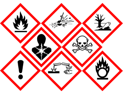 Chemical Safety Program in the Workplace