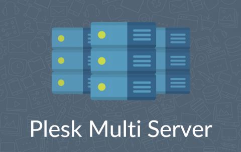 Plesk Multi Server