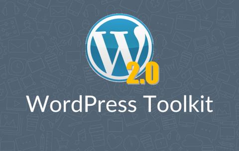 WordPress Toolkit 2.0 (EXT-01)