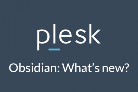 Plesk Obsidian: What's new? (OBS-0-WHATSNEW)