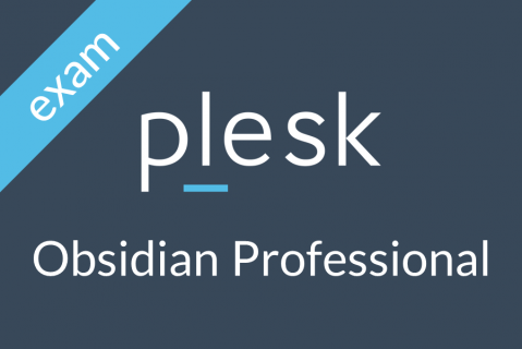 Plesk Obsidian Professional Certification (OBS-2-PRO-EXAM)