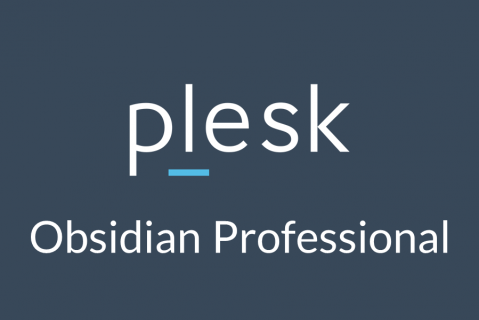 Plesk Obsidian Professional