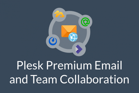 Plesk Premium Email and Team Collaboration Services