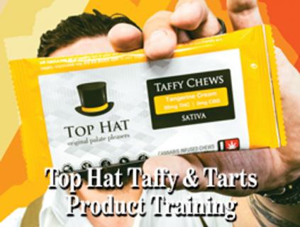 Top Hat Taffy & Tarts Product Training