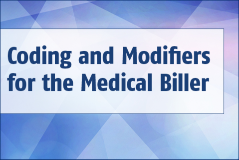 Coding and Modifiers for the Medical Biller (003)