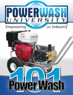 101: Fundamentals of Power Washing (PW-101)