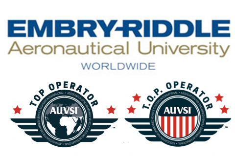 AUVSI Trusted Operator Program Level 2 (Service Provider) (ERAU) (PACI-TOP-6-A-035ERAU)