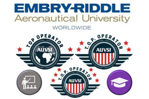 AUVSI Trusted Operator Program Comprehensive Level 1-3 and Training Provider Audit (ERAU) (PACI-TOP-7-A-038ERAU)