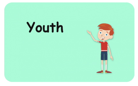 Healthy Dialogue With Parents and Youth (Tips for youth) (HDE-102WY)