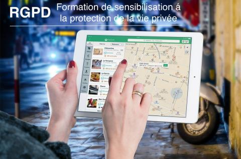 RGPD Formation de sensibilisation á la protection de la vie privée (DOVE-fr)