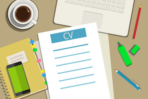 How to write a CV (CCV01)