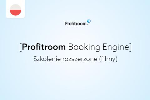 [Booking Engine] Szkolenie rozszerzone (003000002)