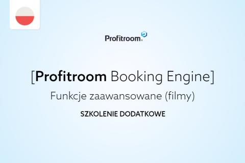 [Booking Engine] Funkcje zaawansowane NOWOŚĆ! (003000004)