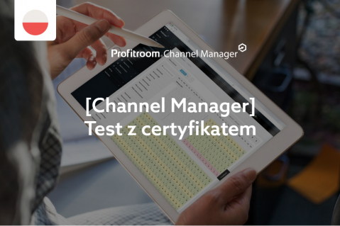 [Channel Manager] Test z certyfikatem (002001000t)