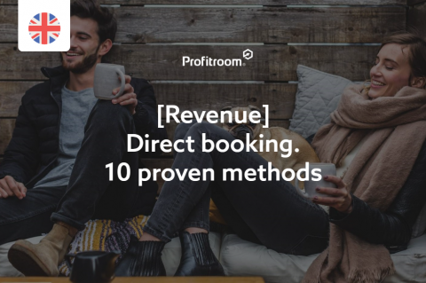 [Revenue] Direct booking. 10 proven methods (000010008)