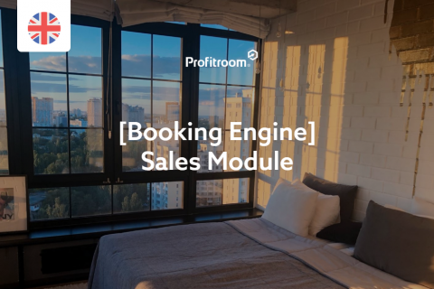 [Booking Engine] Sales Module (000010006)