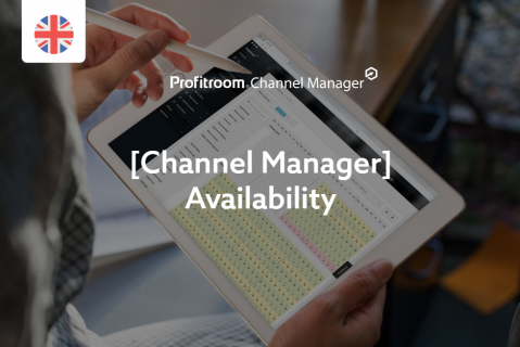 [Channel Manager] Availability (000010004)