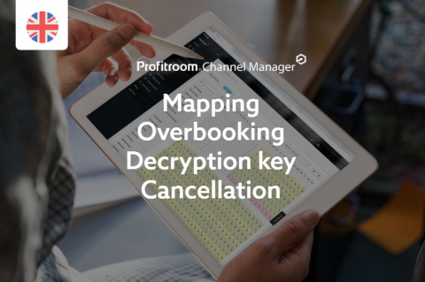 Mapping, Overbooking, Decryption key, Cancellation (000010007)