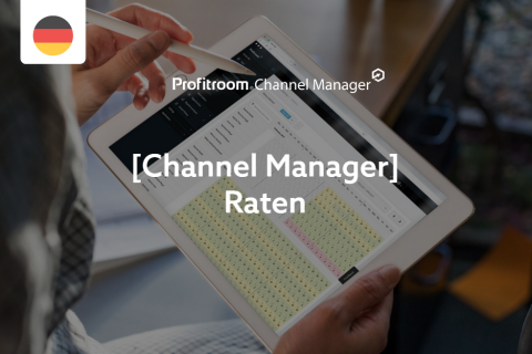 [Channel Manager] Raten (000010009)