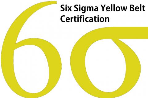 Six Sigma Yellow Belt Certification (QPI01)