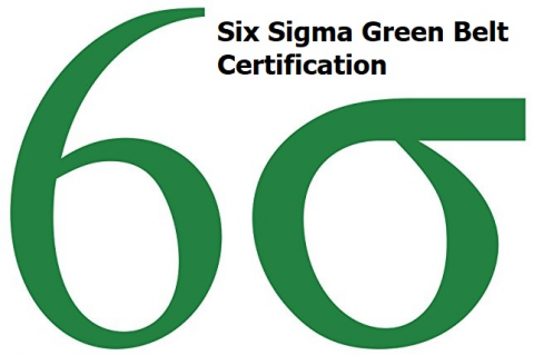 Six Sigma Green Belt Certification (QPI02)