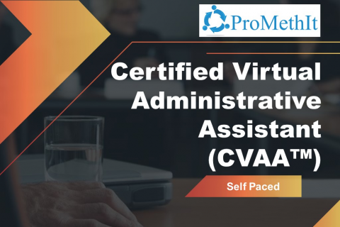 CVAA - Certified Virtual Administrative Assistant™