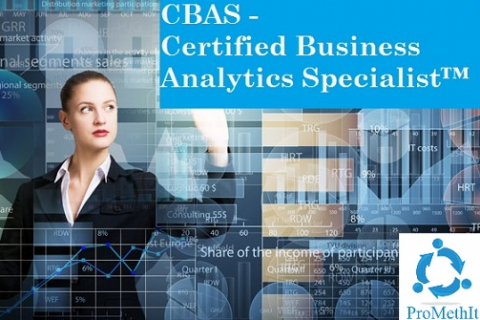 CBAS™ - Certified Business Analytics Specialist (BA001)