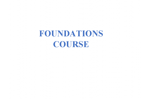 TESOL CORE CERTIFICATE PROGRAM-FOUNDATIONS: January (Part  1)