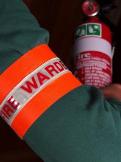 Warden Extinguisher Combo